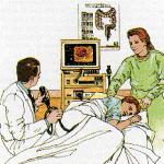 Η διεξαγωγή της κολονοσκόπησης παρουσία νοσηλεύτριας