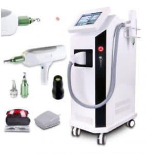 Ιατρική συσκευή Laser